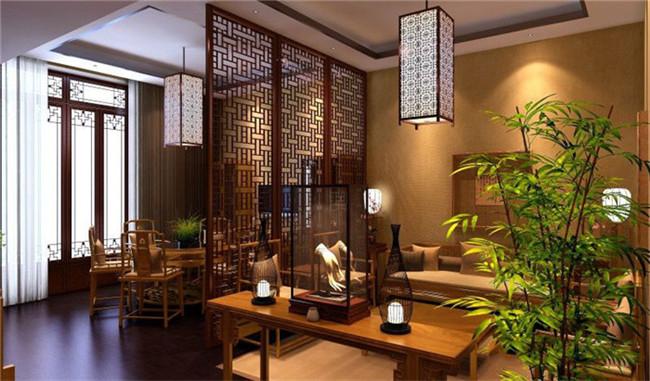 中式禅居图片
