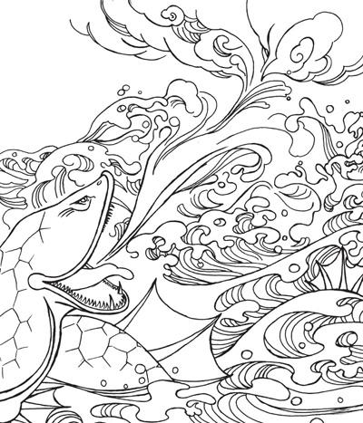 简笔画 设计 矢量 矢量图 手绘 素材 线稿 400_467